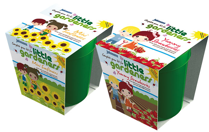Little Gardeners Grow Pots by Johnsons