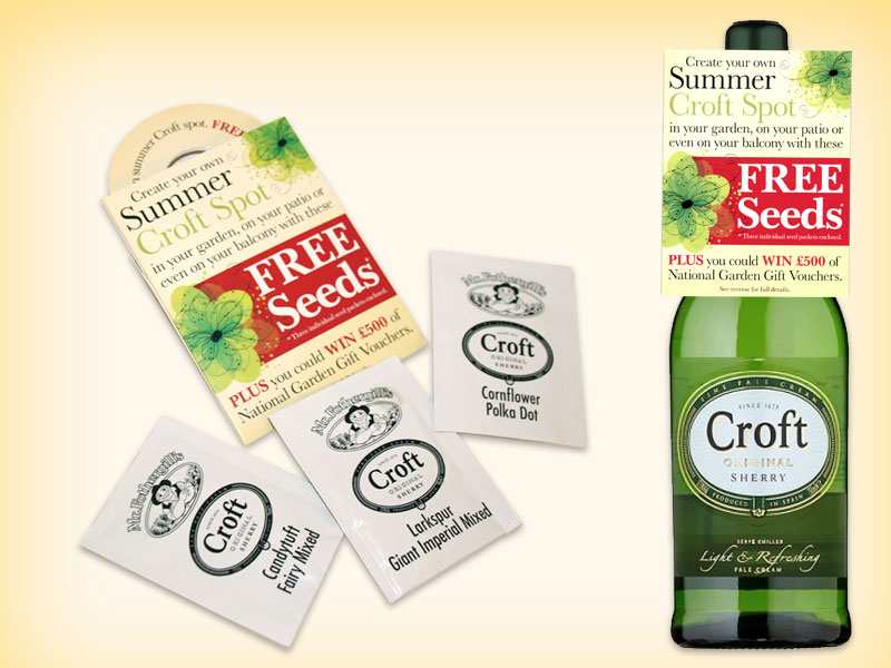 Croft Seed Promotion